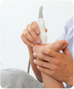 chicago podiatrist for ultrasound guided treatment